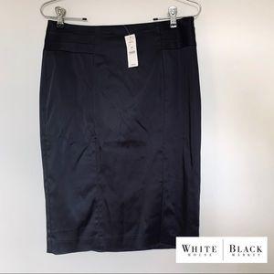 NWT White House Black Market Pencil Skirt